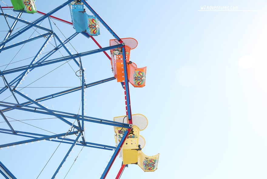 Fun Zone Ferris Wheel