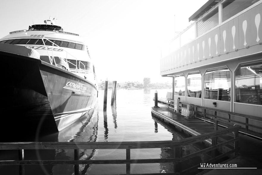 Catalina Express Boat